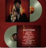 LIMITED EDITION Rome Streetz - Kontraband GREEN LP (100 Copies) PRE ORDER