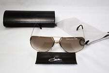 Sunglasses Cazal Vintage 902 Col 97 Gold Made in Germany 100% Authentic New