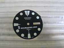 New SCUBA PRO Dial made for  SEIKO Diver 6309 Automatic