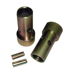 """Fits CAT 2 Adapter Bushing Kit for Quick Hitch 1-7/16"""" OD 1-1/8"""" ID 4"""" Length"""