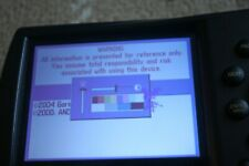 Garmin GPSMAP 176c, Latest Software updated