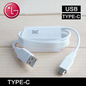 USB Type C 3.0 9V Fast Charger Date Cable For Google LG G6 V20 V30
