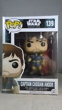 Funko Pop Star Wars 139 Captain Cassian Andor