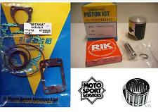 KTM 50 09-20 SX Mitaka Top End Rebuild Kit Piston (B) Gasket Small End Bearing