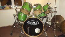Mapex M Series Birch 6 peice drum kit + cymbals