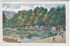 AK Baden bei Wien, Feldpost 1940 Flakartillerieschule IV