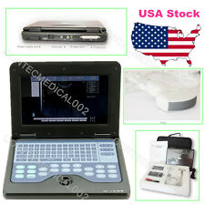Contec CMS600P2 Laptop Ultrasound Scanner Convex Diagnostic Systems,US Fedex