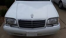 1992 - 1999 MERCEDES W140 S320 S420 S500 S600 LWB -  RIGHT HEADLIGHT ASSEMBLY