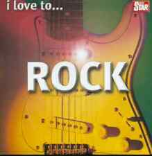 I LOVE TO ROCK - PROMO CD: ALICE COOPER, MOTORHEAD, STRANGLERS, CHEAP TRICK ETC