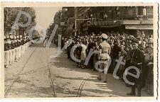 Libération 1944 ville à définir Toulon ? -  photo ancienne débarquement provence
