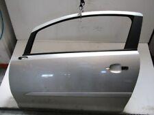 93191126 FRONT DOOR LEFT DRIVER OPEL CORSA 1.2 59KW 3P B 5M (2007) R