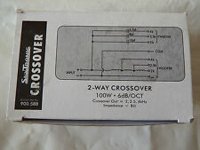 Skytronic 900.588 Crossover 2-way Network 100W