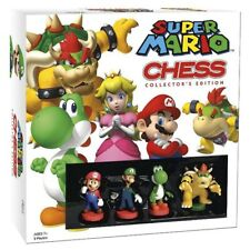 Nintendo Super Mario Bros Brothers Chess Set Game Collectors Edition NEW Sealed
