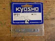 SP-21 Steering Plate - Kyosho Pure Ten Spider TF-3 TF3 TF-2 TF2