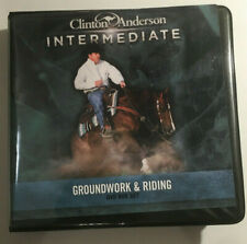Clinton Anderson Intermediate - Groundwork and Riding - 11 Dvds