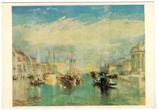 "J.M.W. Turner ""The Grand Canal, Venice"" Art Postcard"