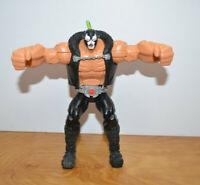 "DC Universe Batman Unlimited SMASH AND BASH BANE Action Figure 2011 6.5"" Tall"