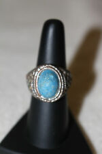 Wicca Ring Love Very Old  Size 7 True Wicca Worn Vintage Sexual Attraction.