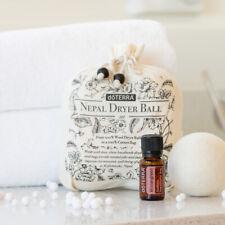 30%OFF doTERRA Nepal Dryer Ball & Wintergreen 15ml Set Therapeutic Essential Oil