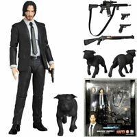Mafex 085 JOHN WICK Chapter 2 Action Figure Collectible Model Toy