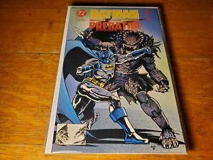 Batman Versus Predator #3 of 3 NM- 1992 Darkhorse, DC comic