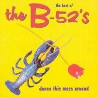 B-52's - Danse This Mess Around - The Best Of Neuf CD