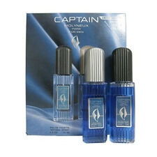 Captain Cologne for Men By Molyneux 2 Pc. Gift Set