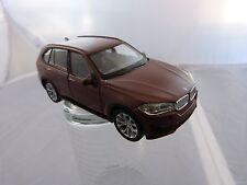 Welly BMW X 5 braun Metallic ca.12 cm lang