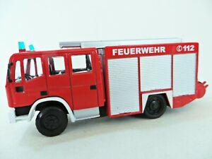 DEL PRADO 'IVECO MAGIRUS LF 16-12 FIRE ENGINE FEUERWEHR'. 1:72. EXCELLENT