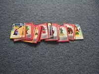 49 LEGO CREATE THE WORLD TRADING CARDS SOLD AS BUNDLE NO SPLITTING