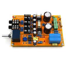 Headphone amplifier /preamp board base on Lehmann Linear amp with ALPS pot