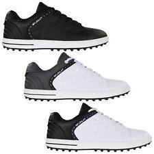 Stuburt Mens Urban Spikeless Golf Shoes Grip Cushioned Water Resistant Comfort