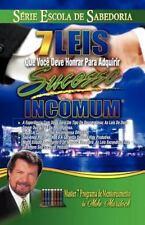 7 Leis Que Voc� Deve Honrar para Adquirir Sucesso Incomum by Mike Murdock...
