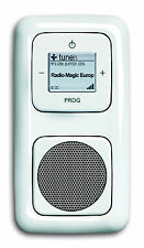 Busch Jäger Unterputz UP iNet Internetradio 8216U + 1 Lautsprecher + Rahmen