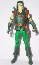 DC universe Infinite Heroes GREEN ARROW 2009 complete comics super heroes toys