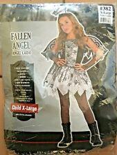 FALLEN ANGEL GIRLS COSTUME 382 CHILD EXTRA LARGE