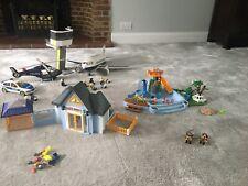 Lote De Trabajo Playmobile