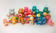 Vintage Care Bears Lot 18 PVC Figures Poseable Grams Bear Baby Cloud Keeper Love