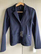 Woolrich. Technical jersey jacket. Navy. Size small. BNWT. RRP £235.