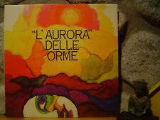 LE ORME L'Aurora Delle Orme LP/Car Juke Box/Ad Gloriam/Top Italian Pop Psych!