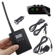 Mini 200mW Adjustable Portable Power Stereo FM Transmitter Broadcast Radio