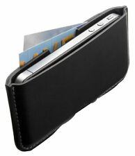 Case-Mate iPhone 4/4S 5/5S Signature Collection Everyday Leather Wallet  - Black