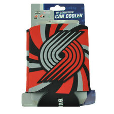 Nba Portland Trail Blazers Zipper Coozies Bottle Drink Coolers Beer Coolies Red