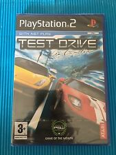 Test Drive unlimited  (Sony PlayStation 2, 2007) Pal