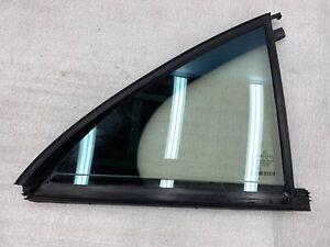 2007 - 2013 MERCEDES S CLASS REAR RIGHT PASSENGER SIDE QUARTER GLASS SUNGATE