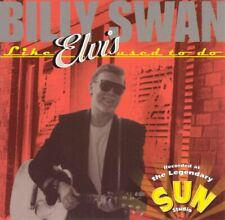 BILLY SWAN - Like Elvis Used to Do [Koch] (CD, 2000, Audium Entertainment) MINT