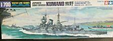 1/700 IJN light cruiser KUMANO -- HASEGAWA No. 344