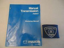 2005 MAZDA P66M-D MANUAL TRANSMISSION MANUAL 1848-1U-05F