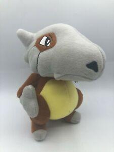 Official Tomy Pokemon Cubone Nintendo 2016 Plush Kids Soft Stuffed Toy Animal