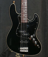"Fender Japan C.I.J. ""S"" series Aerodyne Jazz Bass AJB 2006 - 08 with gigbag"
